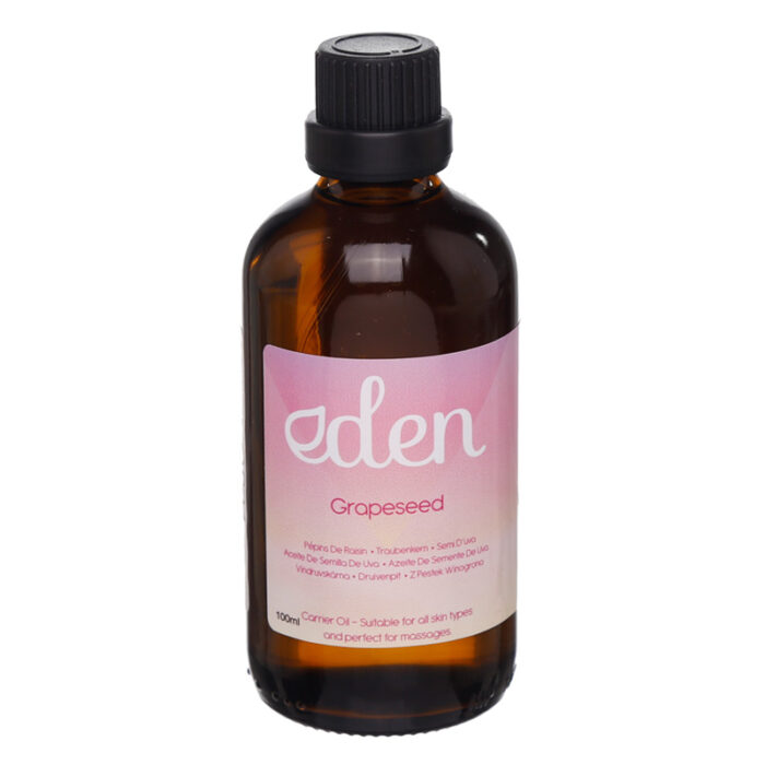 Essential Oil Carrier Oil - Grapeseed 100ml