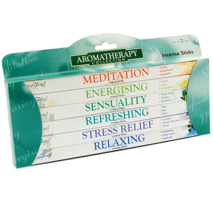 Stamford Incense Sits Gift Pack - Aromatherapy